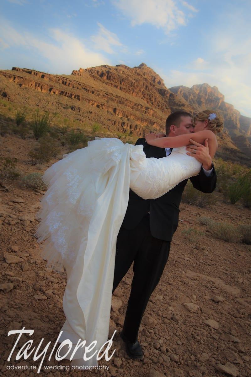 Grand Canyon Wedding - Taylored Photo Memories
