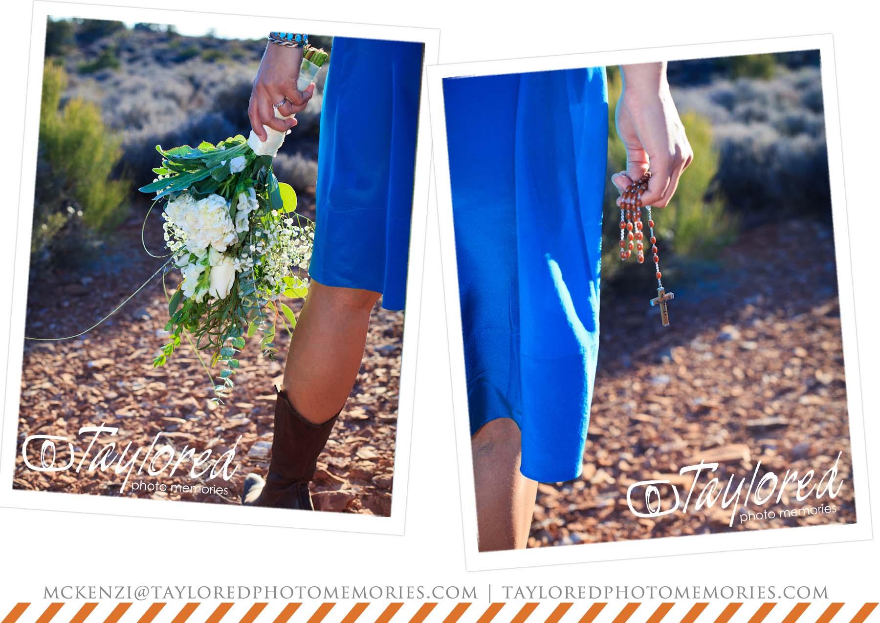 Elope in Las Vegas | Adventure Wedding Ideas - Taylored Photo Memories
