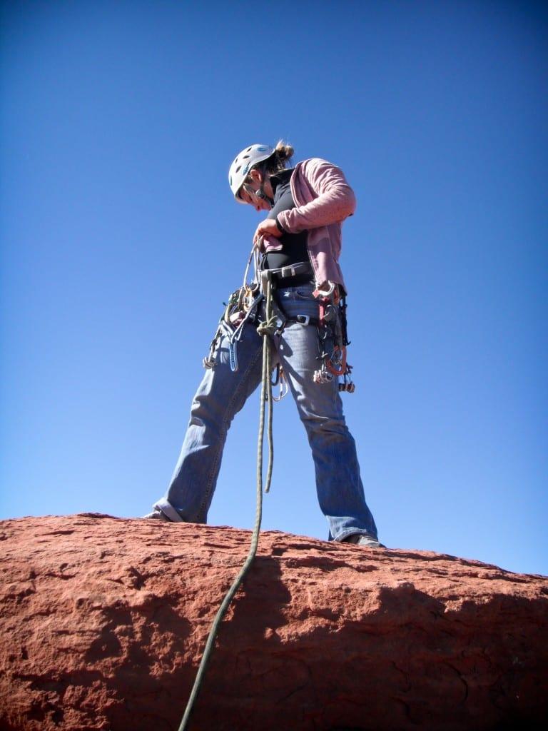 Rock Climbing Sedona   Taylored Photo Memories