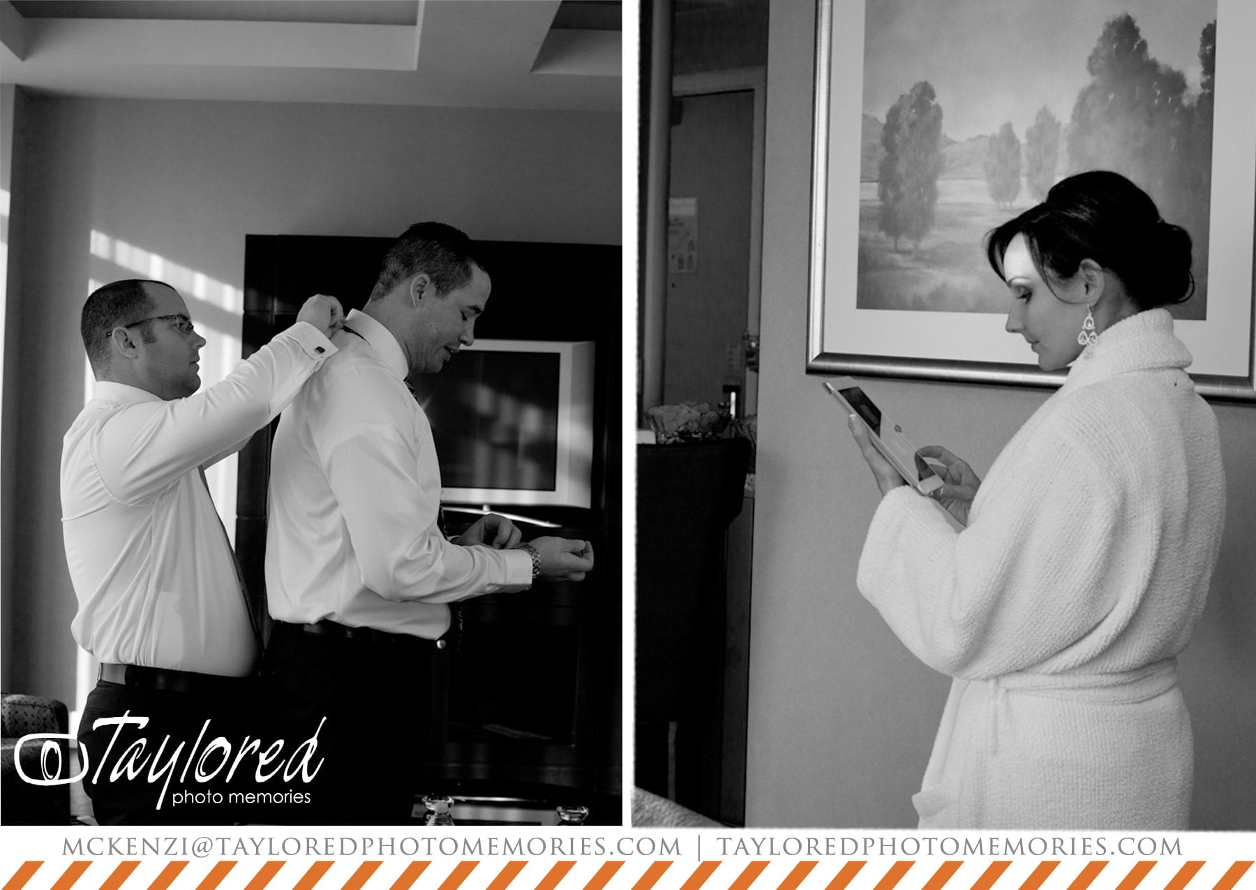 Elope in Las Vegas - las vegas elopement photographer - taylored photo memories