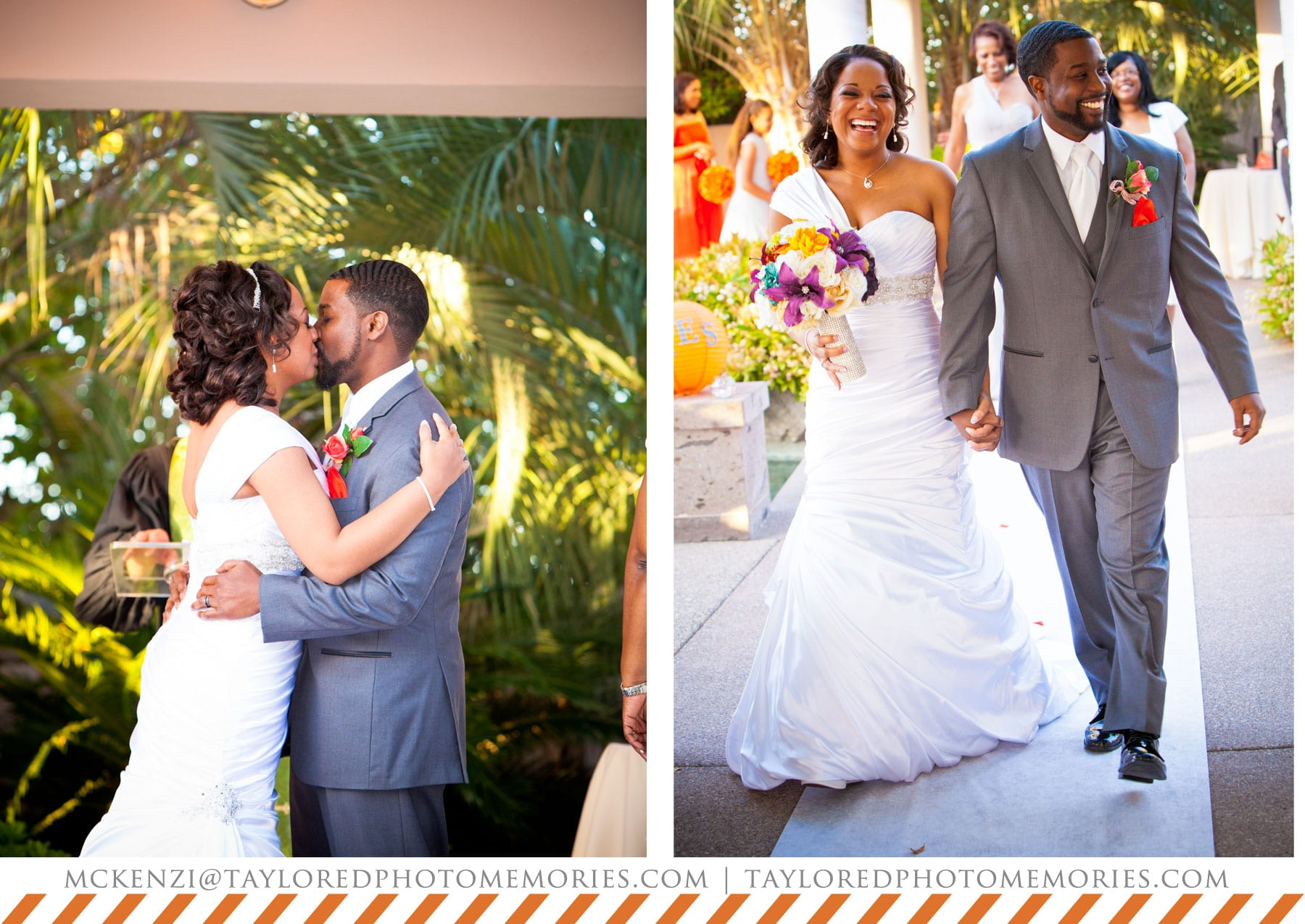 Elegant Las Vegas Wedding | Las Vegas Elopement Photographer | Taylored Photo Memories