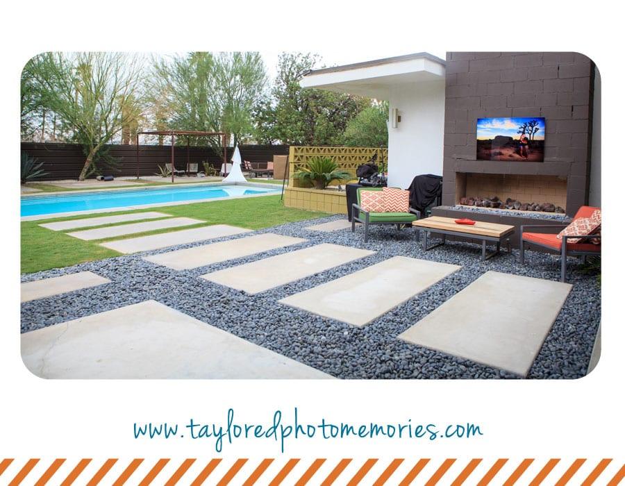 Perfect Palm Springs Pinterest Inspired Wedding | Pinterest Wedding Ideas