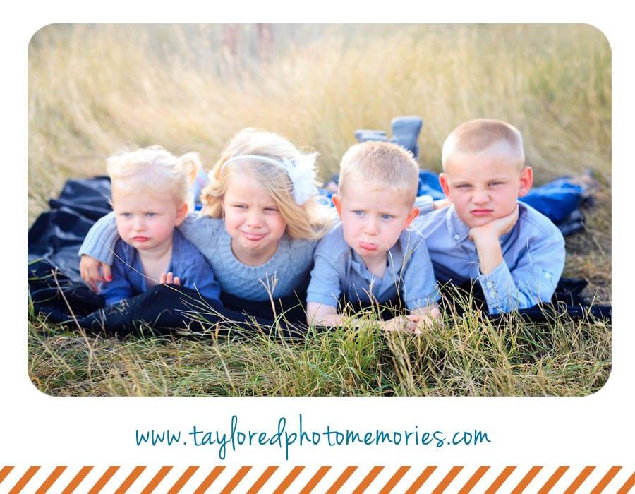 Stop Taking Lame Family Photos Outdoor Family Photo Ideas Las Vegas Photographers Taylored Photo Memories