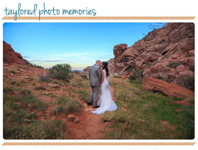 Red Rock Las Vegas Elopement Photographer