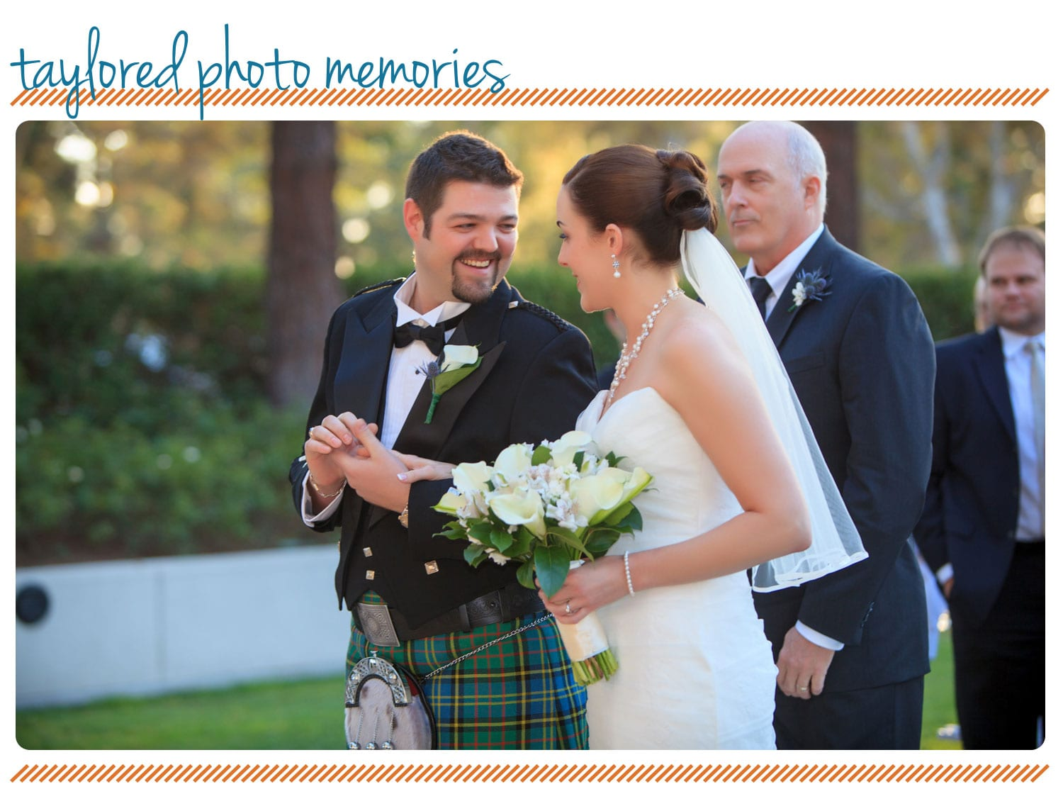 Turnip Rose Wedding | Scottish Wedding | Newport Beach