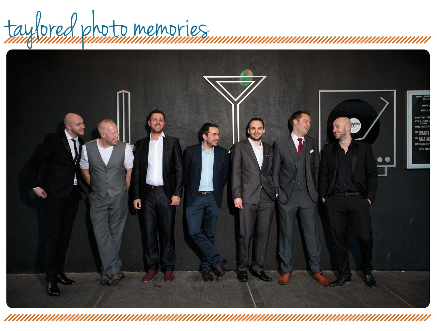 Las Vegas Bachelor Party, DTLV Photos, Las Vegas Elopement Photographer