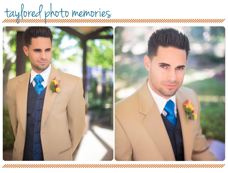 Las Vegas Wedding Photographer Springs Preserve Elopement