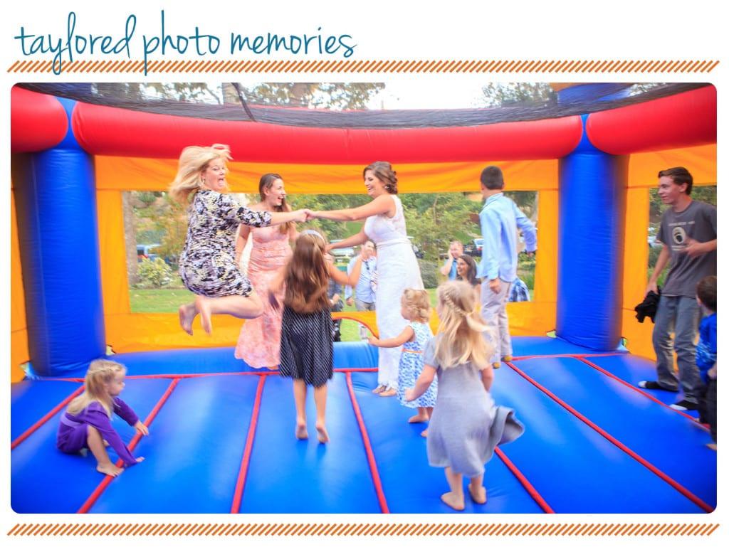 Wedding Yard Games - Laguna Beach Wedding - Emerald Bay -Orange County Wedding