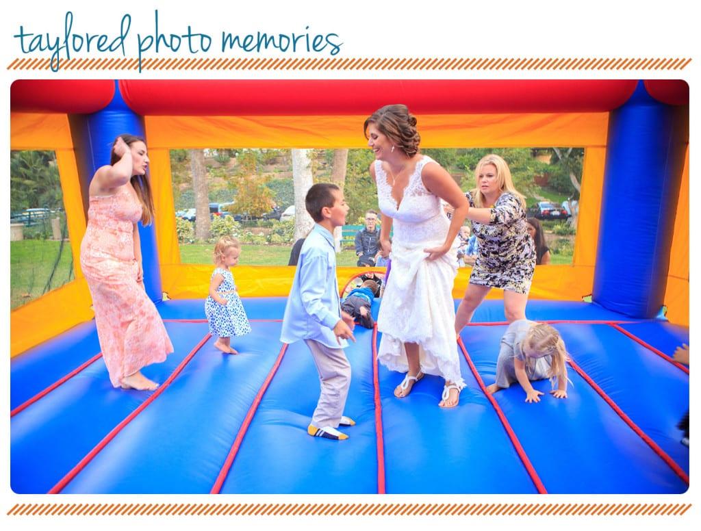 Wedding Yard Games Emerald Bay -Orange County Wedding