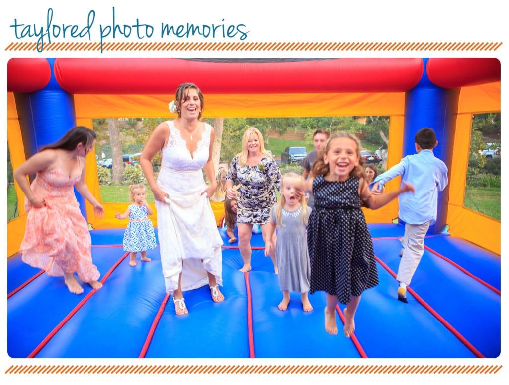 Wedding Yard Games -  Emerald Bay -Orange County Wedding