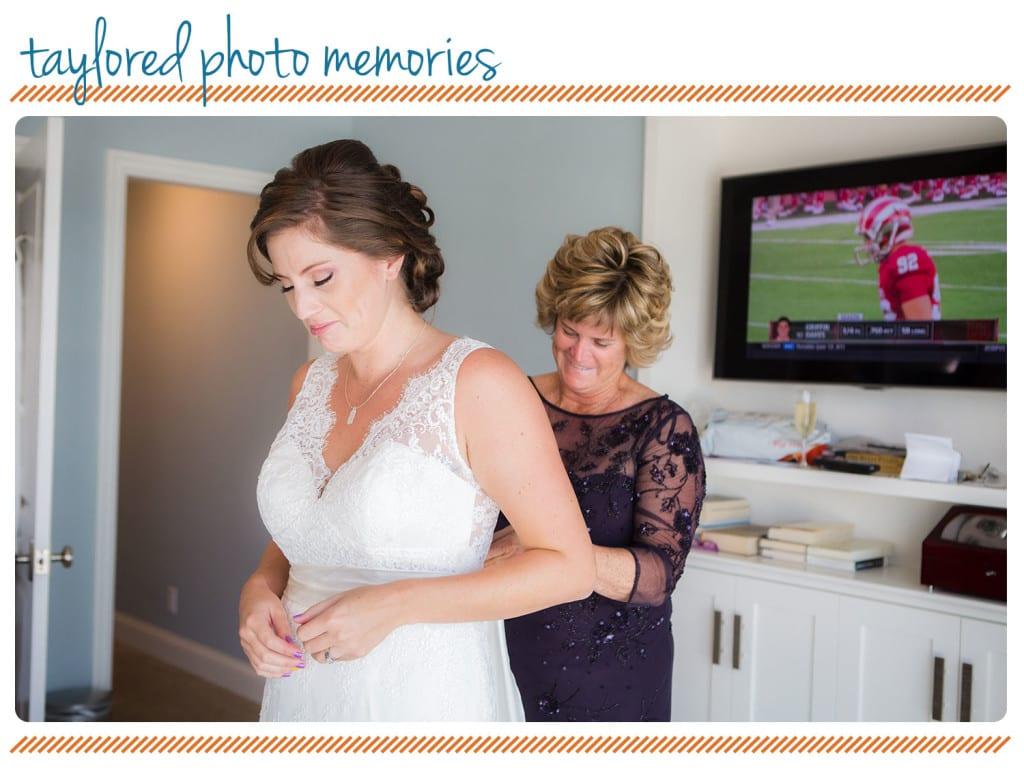 Getting Ready Photos - Laguna Beach Wedding - Emerald Bay -Orange County Wedding