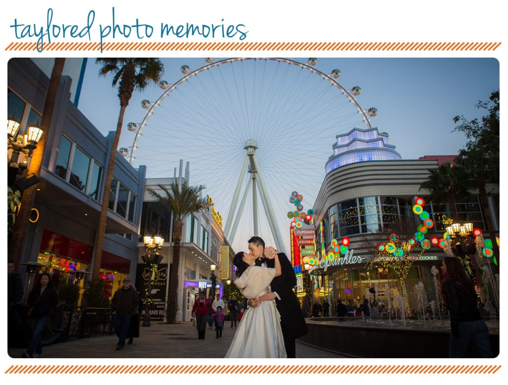 The Linq, High Roller, Photo Shoot