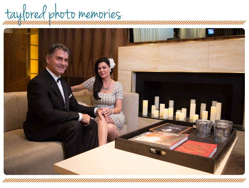 vintage engagement photo shoot in Las Vegas by Taylored Photo Memories