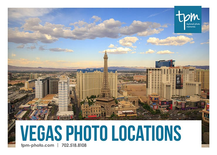 best vegas photo shoot locations