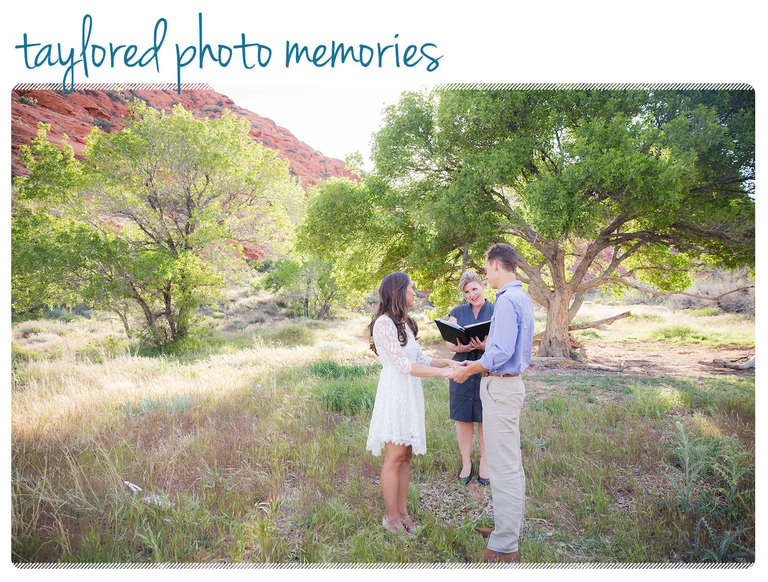 Red Rock Canyon Wedding in Las Vegas