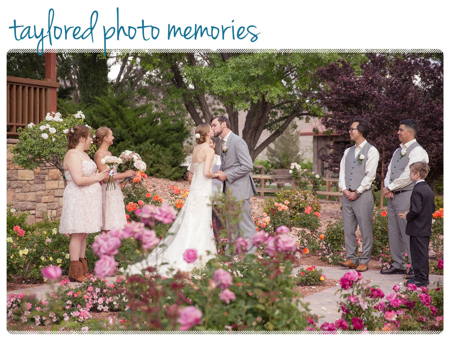 A Cowboy's Dream Bed and Breakfast Wedding in Alamo, NV