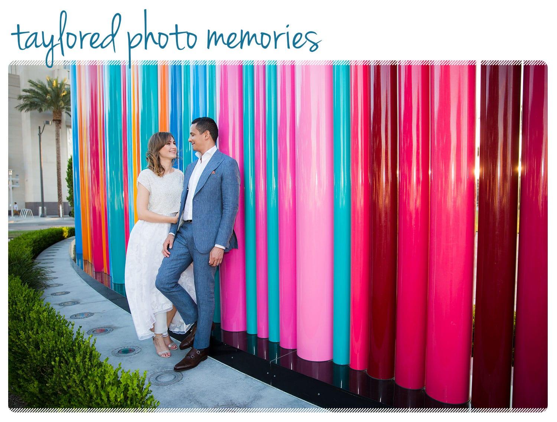 Vow Renewal at Lake Las Vegas, Symphony Park, Keep Memory Alive