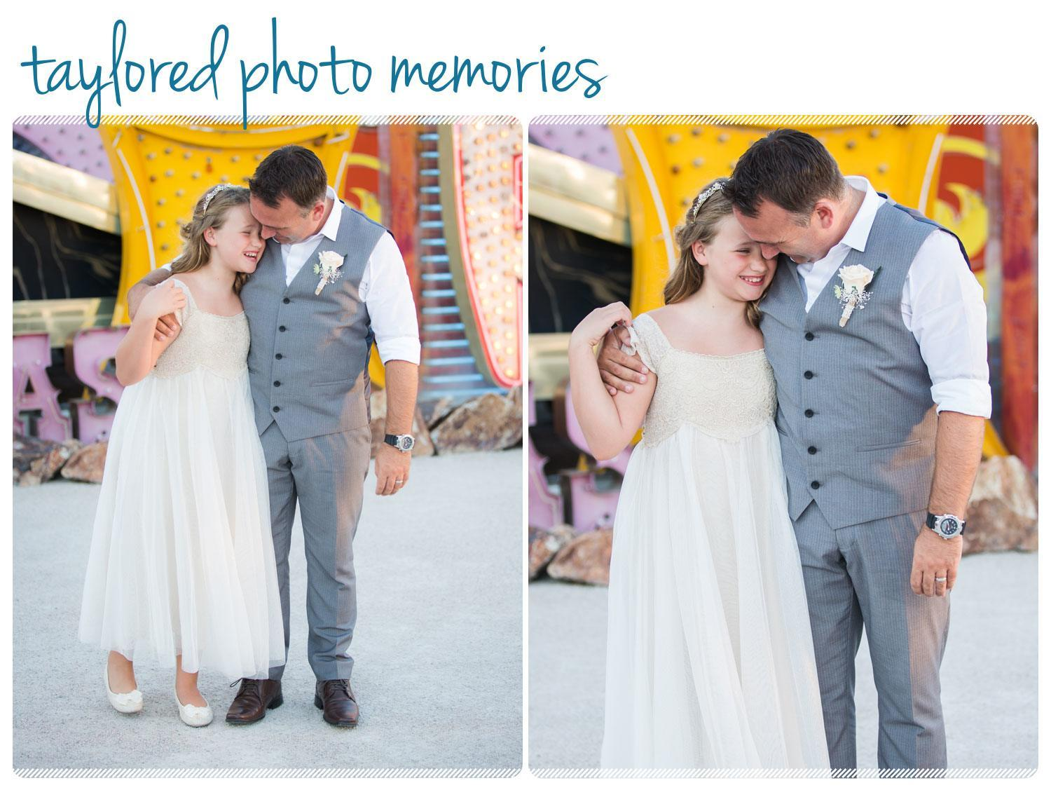 Quick Little White Wedding Chapel Wedding, Las Vegas Wedding Photographer