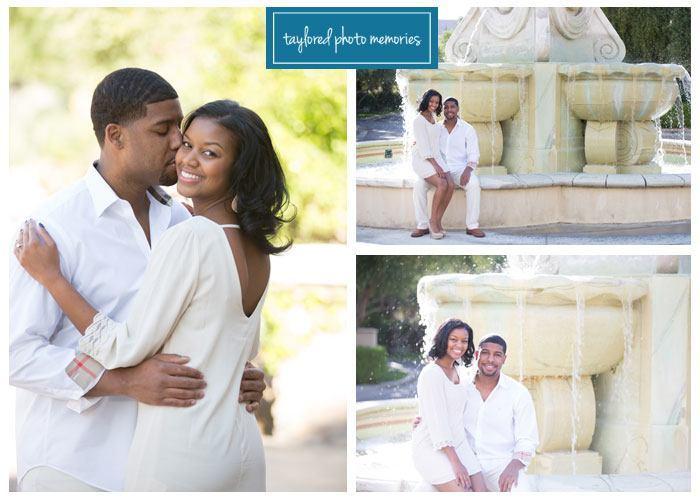 Las Vegas Wedding Photographer / Lake Las Vegas Wedding / Engagement Session In Las Vegas
