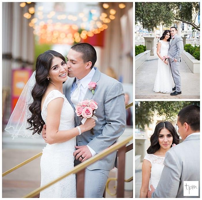 Las Vegas Wedding Photographer, Elope in Vegas, Strip Photo Shoot