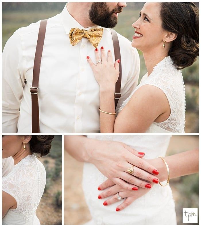 Wedding at Red Rock Canyon Las Vegas Nevada