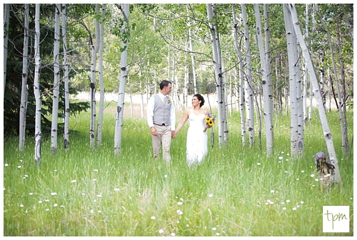 Outdoor Wedding Photography in Rapid City and Spearfish South Dakota