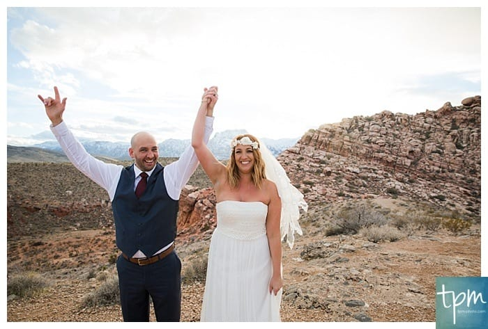 Las Vegas Photographers, Red Rock Canyon Winter Wedding, Vegas Wedding Photographers, Edgy Wedding Photography