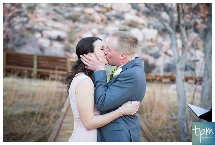 Rock Climber Wedding, Vegas Wedding Photographers, Edgy Wedding Photography