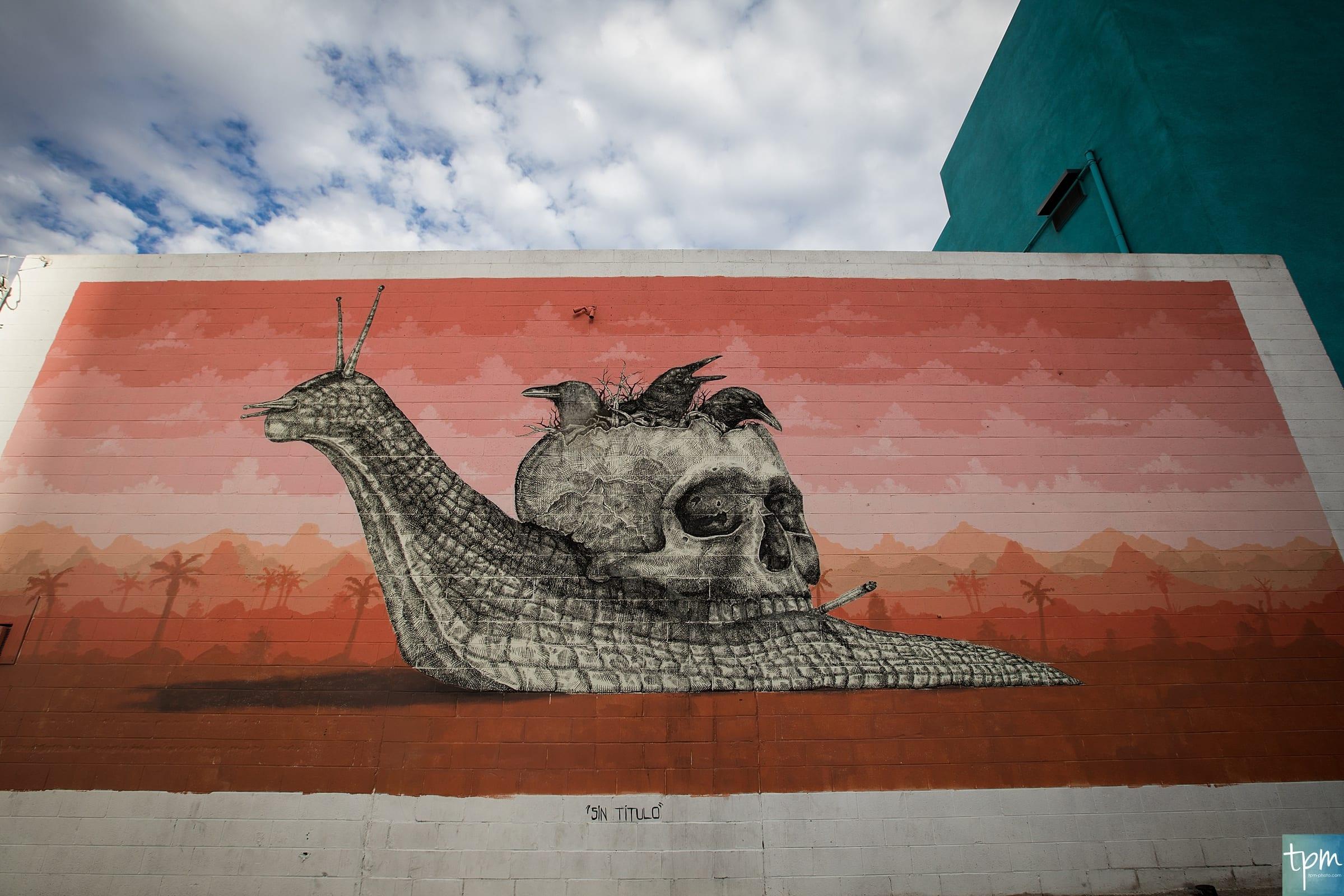 Alexis Diaz, TPM Mural Guide, Taylored Photo Memories, Las Vegas Murals