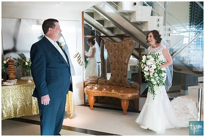 Learn more about why the Skyline Terrace Suite - MGM Grand Las Vegas is the perfect spot for your intimate Las Vegas wedding. Captured by Las Vegas Photographers, Taylored Photo Memories.